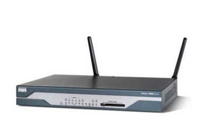 The Cisco Integrated Services Router 1812