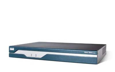 The Cisco Integrated Services Router 1841